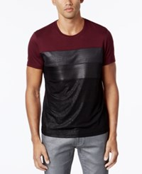 Inc International Concepts Men's Darcy T Shirt Only At Macy's Vinatage Wine