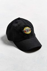 Urban Outfitters Guns N' Roses Dad Hat Black