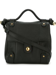 See By Chloe See By Chloe 'Dixie' Satchel Black