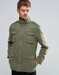 Esprit Casual Jacket Olive Green