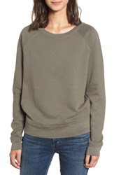 Stateside French Terry Sweatshirt Fern