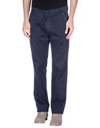 Jeckerson Casual Pants Blue