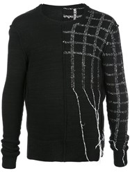 Cedric Jacquemyn Knitted Distressed Jumper 60