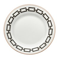 Richard Ginori 1735 Catene Nero Dinner Plate