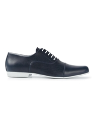 Swear Jimmy 1 Oxford Shoes Blue