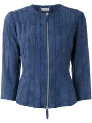 Desa 1972 Panelled Jacket Blue