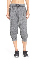 Women's Under Armour 'Tech Twist' Capris Black