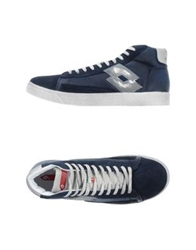 Lotto High Tops And Trainers Dark Blue