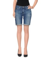 Ag Adriano Goldschmied Denim Denim Bermudas Women