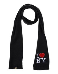 Atelier Fixdesign Accessories Oblong Scarves Women Black