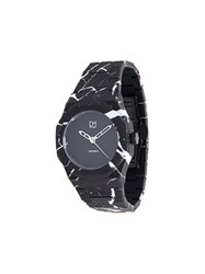 D1 Milano A Co01 Concrete Watch Polycarbonite Black