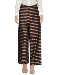 Collection Privee Casual Pants Dark Brown