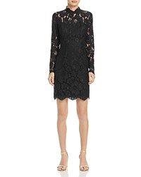 Betsey Johnson Lace Dress Black