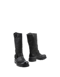 O.X.S. Boots Black