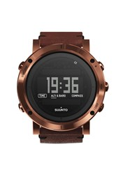 Suunto Essential Stainless Steel Outdoor Watch Rose