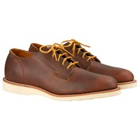 Red Wing Shoes Oxford Copper Rough And Tough