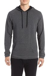 Naked Men's Stretch Terry Cotton Hoodie