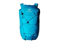 Arc'teryx Cierzo 18 Backpack Riptide Backpack Bags Blue