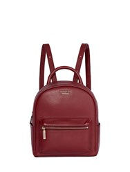 Modalu Maddie Mini Backpack Berry