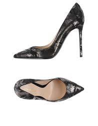 Lerre Pumps Steel Grey