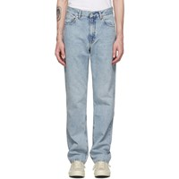 Our Legacy Blue Second Cut Jeans