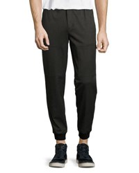 Atm Anthony Thomas Melillo Multi Pocket Relaxed Pants Charcoal
