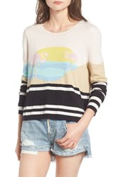 Wildfox Couture Women's Harbour Sunset Sweater