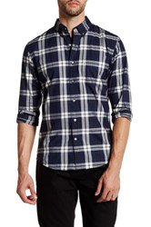 Lands' End Poplin Shirt Multi