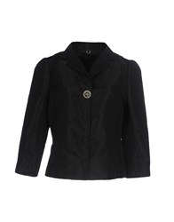6267 Suits And Jackets Blazers Black