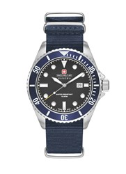 Swiss Military Sea Lion Watch Blue