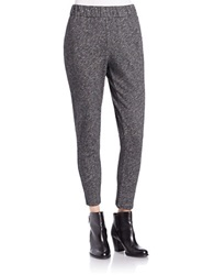Eileen Fisher Petite Slouchy Jogger Pants Grey