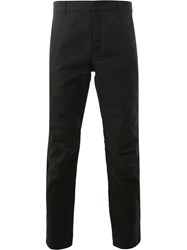 Lanvin Classic Trousers Cotton Black
