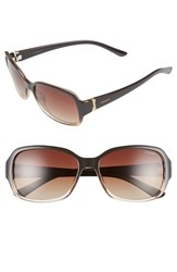 Polaroid Women's Eyewear 56Mm Polarized Sunglasses