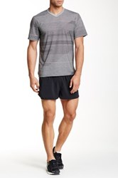 Brooks 2In Split Short Black