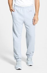 The North Face Men's 'Logo' Sweatpants Heather Grey