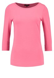 More And More Long Sleeved Top Rose Berry Pink