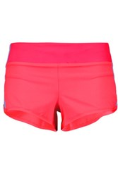 Athletic Propulsion Labs Neon Stretch Jersey Shorts Fuchsia