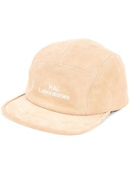 Undercover Logo Hat Brown
