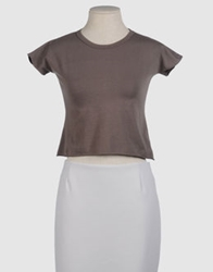 Re.Set Re. Set Short Sleeve T Shirts Dove Grey