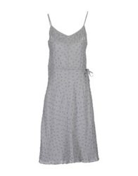 Toton Comella Tcn Short Dresses Grey