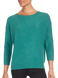 Inhabit Drop Shoulder Cashmere Top Spring