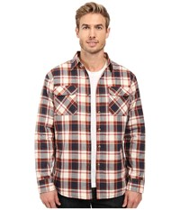 Kuhl Outrydr Long Sleeve Shirt Rusted Blue Men's Long Sleeve Button Up