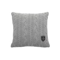 Tommy Hilfiger Rope Cushion 40X40cm Grey