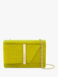 a5296236d9d07 Ted Baker Caliee Mini Crossbody Handbag Mid Yellow
