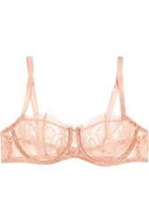 I.D. Sarrieri Love Poems Chantilly Lace Balconette Bra