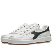 Diadora B. Elite Full Grain Leather White