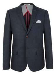 Racing Green Hockney Blazer Dark Navy
