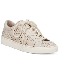 Lucky Brand Women's Lotuss Lace Up Sneakers Women's Shoes Natural