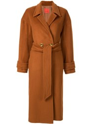 Manning Cartell Signature Moves Coat Brown