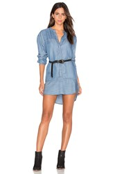 Rails Holden Dress Blue